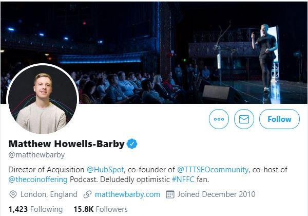 Matthew Howells - Barby The influencer