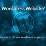 Wordpress, best and free cms for website blog