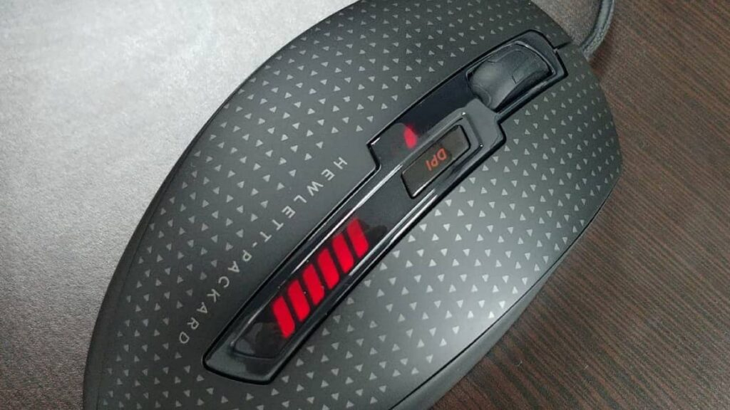 HP OMEN X9000 Wired Mouse review